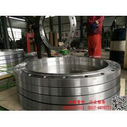容器带颈对焊法兰高品质优服务_坤航国标碳钢法兰注意事项图片