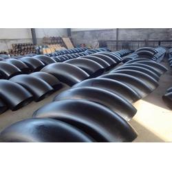 坤航45°碳钢推制弯头实体厂家天天优惠价图片
