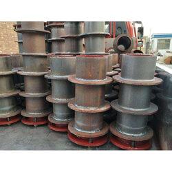 坤航预埋防水套管实体厂家销售新材加工图片