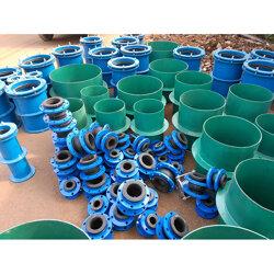 坤航预埋防水套管一站式厂家仓储原料可定做图片