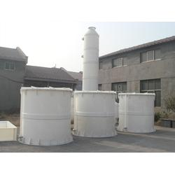 随州尾气吸收塔-淄博鹏宇化工设备-尾气吸收塔的作用图片