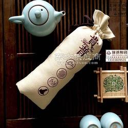 优质麻布茶叶布袋,束口布袋,礼品布袋厂家,样品免费图片