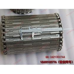 耐寒不锈钢铁板网带,森喆生产链板运输带(在线咨询),抚顺网带图片