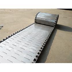 冲孔金属板输送网带-益阳网带-森喆输送网带厂家(查看)