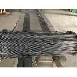 耐腐蚀金属输送带网-阳江输送带-大滚珠链条输送网带(查看)图片