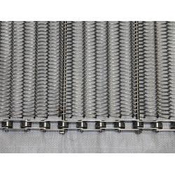 耐腐蚀链板金属网带-景德镇网带-定做耐腐蚀金属网带图片