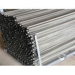 耐腐蚀金属输送网带 金属丝编织输送网链 杭州输送带