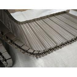 大滚珠链条网带-衢州输送带-森喆金属输送带图片