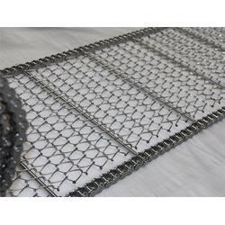 不锈钢传送带厂家(图) 3mm厚钢板输送带 常州输送带图片