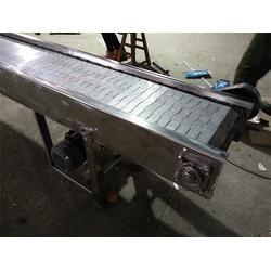 定做6mm厚板输送机,北京输送机,定做金属传送带厂家图片