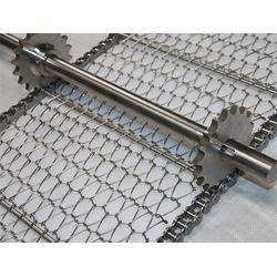 擋板鏈條金屬輸送帶-江蘇金屬輸送帶-生產金屬輸送帶的廠家圖片