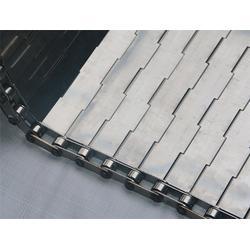 耐高温白钢网输送带-金属丝编织输送网链-鹤壁输送带图片