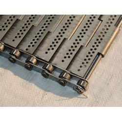 杭州輸送機-316耐腐蝕輸送機-耐溫沖孔板式輸送機