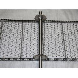 耐腐蚀网链金属输送机-鞍山输送机-定做不锈钢输送机厂家图片