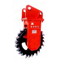 液压切槽机生产厂家|张家口液压切槽机|恒大机械(查看)图片
