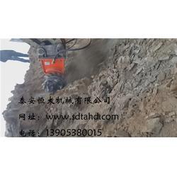 液压岩土铣挖机施工、液压岩土铣挖机、恒大机械(图)图片