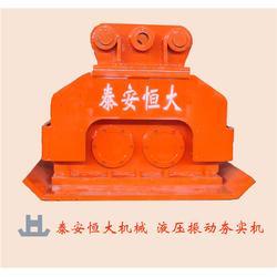 滨州振动夯实机 恒大机械(在线咨询) 振动夯实机图片
