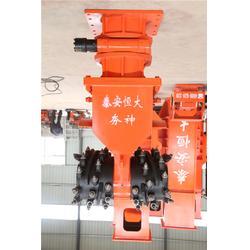液压岩土铣挖机,液压岩土铣挖机操作,恒大机械厂家直销图片
