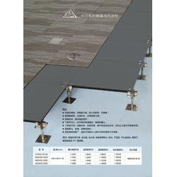 莱州金岛地板(图)、机房防静电地板设计、烟台开发区防静电地板图片