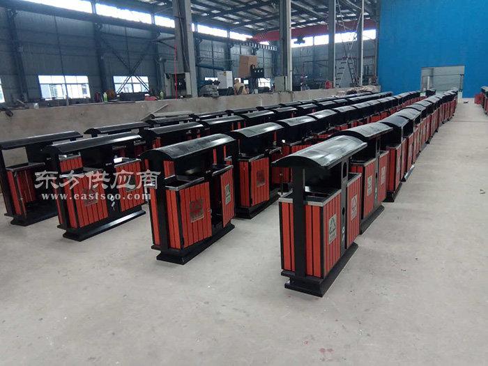 洛阳不锈钢垃圾桶经销商-洛阳不锈钢垃圾桶(安耐稳)图片
