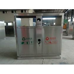 驻马店不锈钢垃圾桶厂商 |【安耐稳】|不锈钢垃圾桶图片