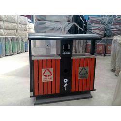 陕西木质垃圾桶 【安耐稳】 陕西木质垃圾桶生产厂家图片