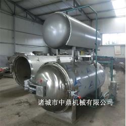 上海酸奶高压杀菌锅-诸城中鼎机械图片