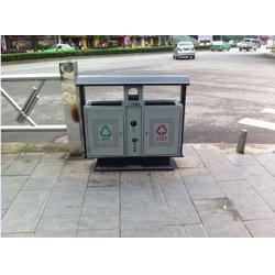 福州皇庭园林(图)、垃圾桶厂家、福州垃圾桶图片