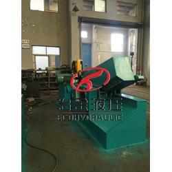 废铁剪切机供应商 江阴市冶金液压机械厂 废铁剪切机图片