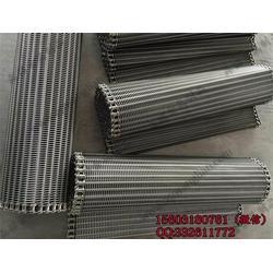 白钢网输送带、输送带、森喆金属网带生产商(查看)图片