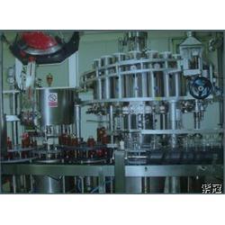 回转式灌装旋盖机|苏州紫冠|灌装图片