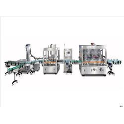 食用油灌装机、商丘灌装、紫冠自动化设备(查看)图片