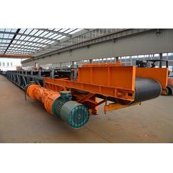 中型皮带输送机|永青矿机工程(在线咨询)|河北皮带输送机图片