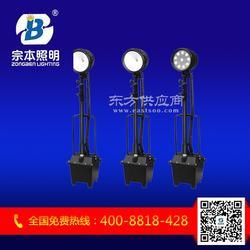 BCJ4104移动升降高能蓄电工作灯图片