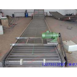 304不锈钢网带输送机(多图)_西藏多层网带平面输送机图片