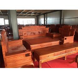 非洲花梨茶道桌-鸿盛家具(在线咨询)滨州非洲花梨茶道桌图片