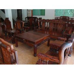 酸枝木沙发供应商、北京酸枝木沙发、鸿盛家具造型独特(查看)图片