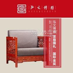 集设计、生产、销售于一体的东城区友联红木红木家具生产厂家图片
