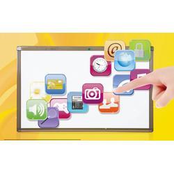 电子白板-珂俊教学质量可靠-交互式电子白板图片