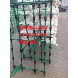现销热镀锌1寸镀锌管,新型蔬菜大棚骨架包塑专用管图片