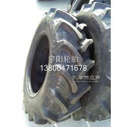 厂家直销 24.5-32 人字花纹 农用拖拉机轮胎图片