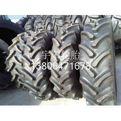 厂家直销 10.0-15.3 R1人字花纹 农用拖拉机轮胎图片