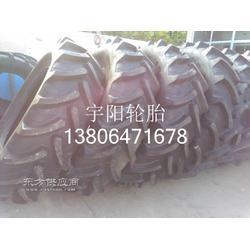 厂家直销 16.9-24 R1人字花纹 农用拖拉机轮胎图片