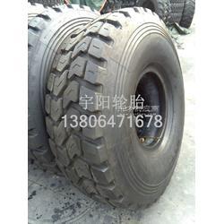 现货 宇阳 16.00R20 全钢丝工程机械轮胎 越野花纹 卡车自卸车轮胎图片