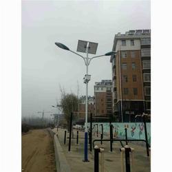 烟台太阳能路灯制作-烟台太阳能路灯-泰安万光照明(查看)图片