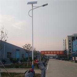 淄博太阳能路灯-淄博太阳能路灯-泰安万光照明(查看)图片