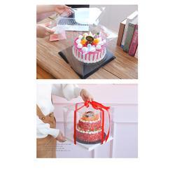 6寸蛋糕盒 蛋糕盒 安晟包装勇立潮头