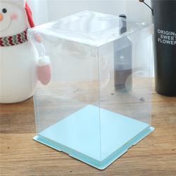 pet蛋糕盒定制-pet蛋糕盒-塑料包装盒首选安晟图片