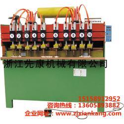 先康机械质优价廉 多工位组合焊机公司-多工位组合焊机图片