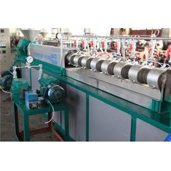 水果网套机多少钱一台-龙口塑机(在线咨询)云南水果网套机